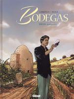 Couverture Rioja : Deuxième Partie - Bodegas, tome 2