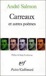 Couverture Carreaux et autres poèmes