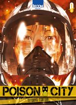 Couverture Poison City, tome 1