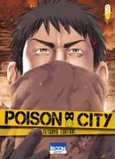 Couverture Poison City, tome 2