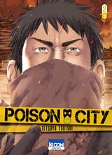 Couverture Poison City, tome 2