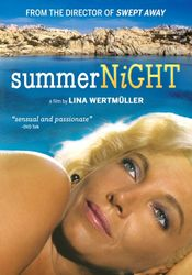 Affiche Summer Night with Greek Profile, Almond Eyes and Scent of Basil