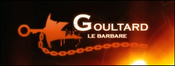 Affiche Goultard le Barbare