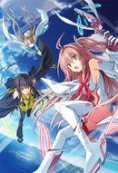 Affiche Aokana: Four Rhythm Across the Blue