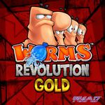 Pochette Worms Revolution Gold Soundtrack (OST)