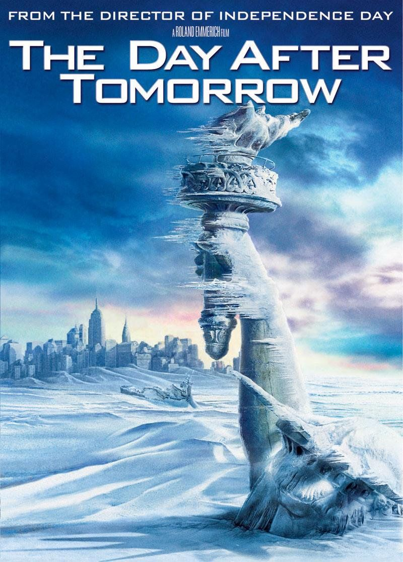 Critique of The Day After Tomorrow Essay 995 Words | 4 Pages