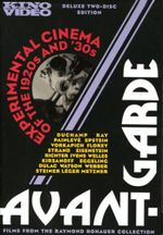 Affiche Avant Garde: Experimental Cinema of 1920's & 30's