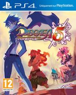 Jaquette Disgaea 5 : Alliance of Vengeance