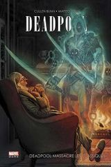 Couverture Deadpool massacre les classiques