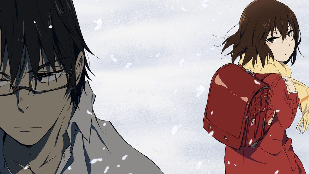 Quels sont les styles de dessin qui vous séduisent le plus parmi les séries animées japonaises ? Erased