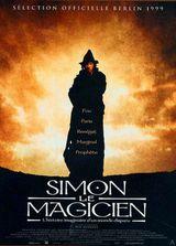 Affiche Simon le magicien