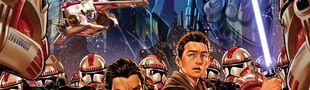 Couverture Le Dernier Padawan - Star Wars : Kanan, tome 1