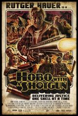 Affiche Hobo with a Shotgun