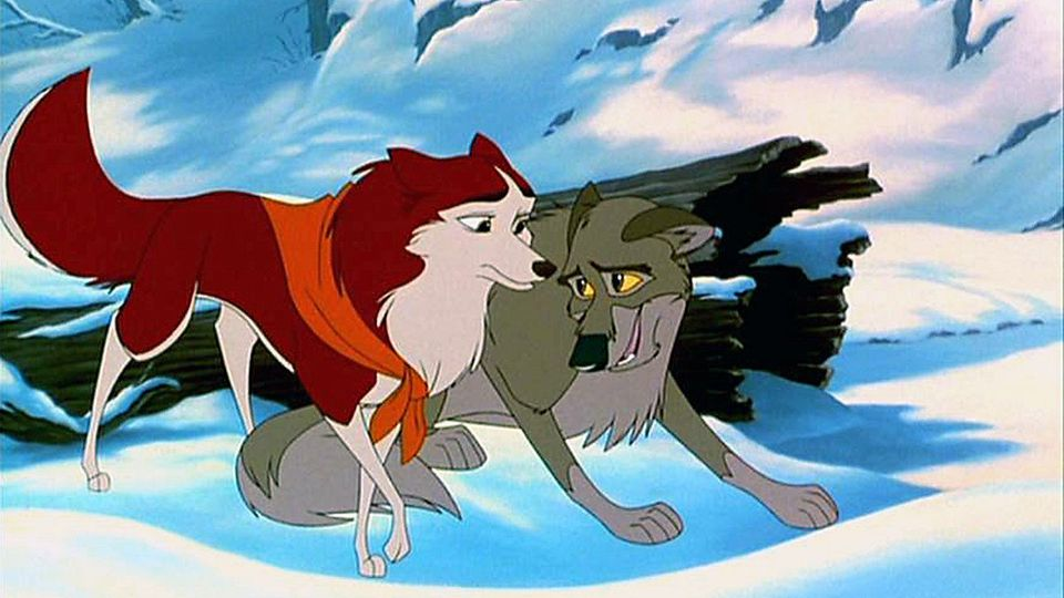 balto chien-loup héros des neiges