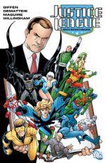 Couverture Justice League International, tome 2