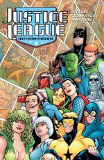 Couverture Justice League International, tome 3