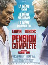 Affiche Pension complète