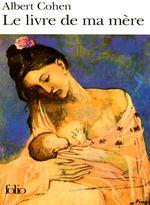 Couverture Le livre de ma mère