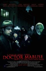 Affiche Doctor Mabuse