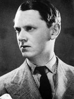 Photo Evelyn Waugh