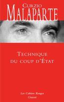 Couverture Technique du coup d'État