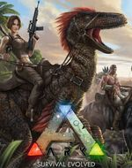 Jaquette ARK : Survival Evolved