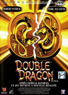 Affiche Double Dragon
