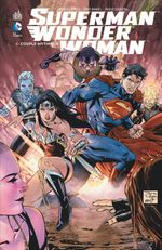 Couverture Couple mythique - Superman & Wonder Woman, tome 1