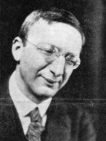 Photo Alfred Döblin