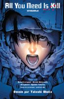 Couverture All You Need Is Kill, intégrale