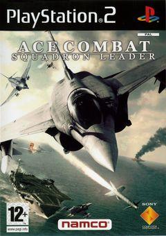 Jaquette Ace Combat : Squadron Leader