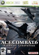 Jaquette Ace Combat 6 : Fires of Liberation