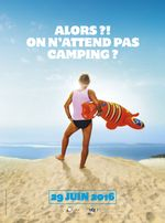 Affiche Camping 3