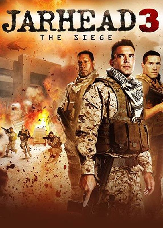 Jarhead 3: The Siege affiche