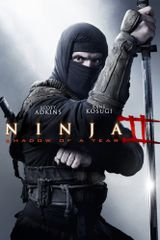 Affiche Ninja II Shadow of a Tear