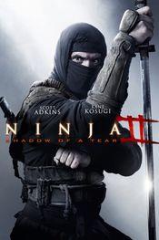 Affiche Ninja II Shadow of a Tear