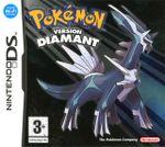 Jaquette Pokémon Diamant