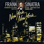 Pochette New York, New York: His Greatest Hits