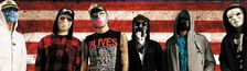 Cover Album Ultime Hollywood Undead