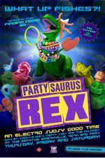 Affiche Toy Story Toons : Rex, le roi de la fête