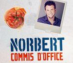 Affiche Norbert, commis d'office