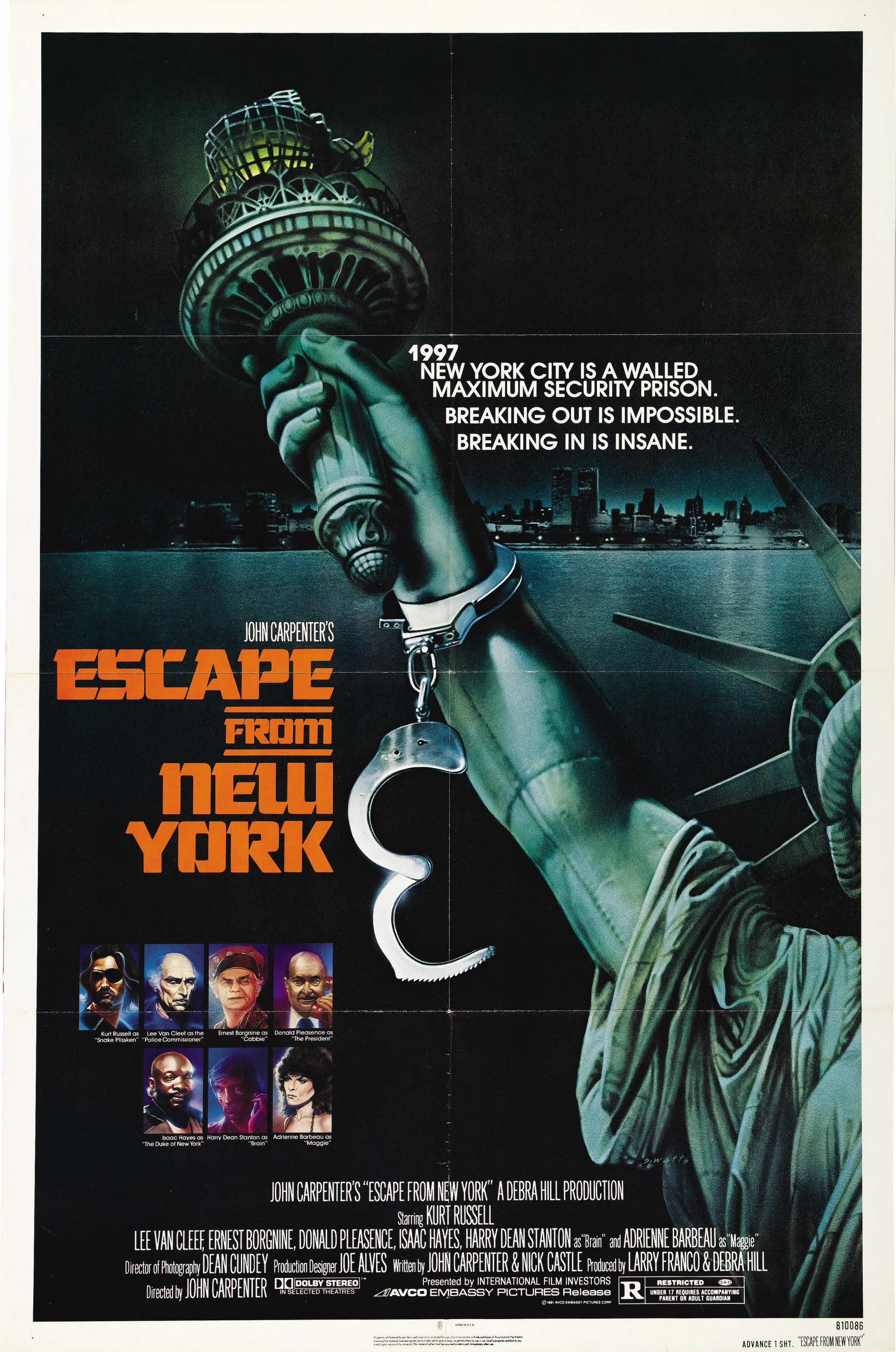 Affiches Posters Et Images De New York 1997 1981