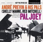 Pochette Modern Jazz Performances of Songs from Pal Joey