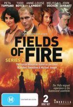 Affiche Fields of Fire