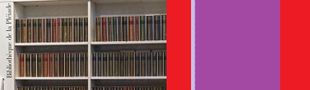 Cover Pléïade - Une bibliothèque inaccessible