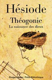 Couverture Théogonie