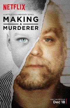 Affiche Making a Murderer