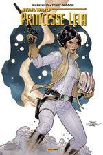 Couverture L'Héritage d'Aldorande - Star Wars : Princesse Leia