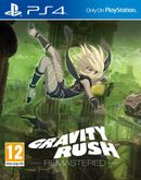 Jaquette Gravity Rush Remastered