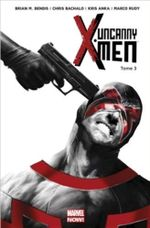 Couverture Uncanny X-Men, tome 3